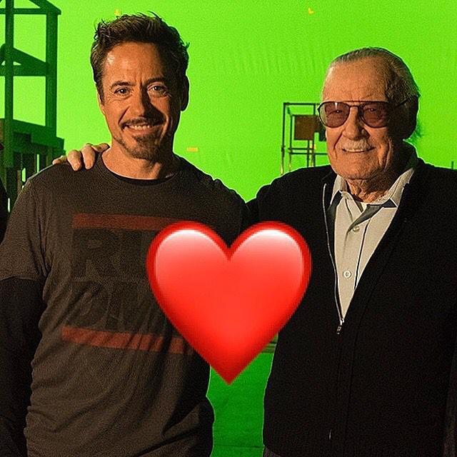 Dàn sao phim Marvel và nhiều nghệ sĩ khác cùng tưởng nhớ Stan Lee sau tin cha đẻ các siêu anh hùng qua đời - Ảnh 3.