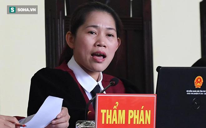 Bị cáo vụ Phan Văn Vĩnh không trả lời câu hỏi của nữ thẩm phán - ảnh 1