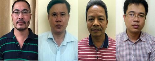 [NÓNG] Bắt 3 cựu cán bộ dự án Ethanol Phú Thọ nghìn tỷ - Ảnh 1.