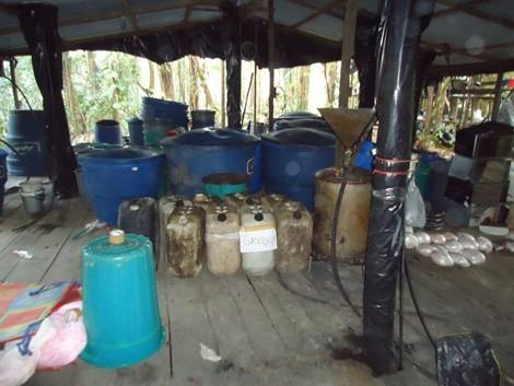Giải mật chiếc tàu ngầm vận chuyển ma túy ở Colombia  - Ảnh 3.