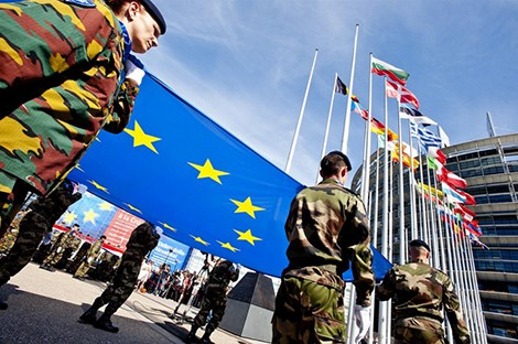 Vì sao Mỹ không muốn EU có quân đội chung?  - Ảnh 3.