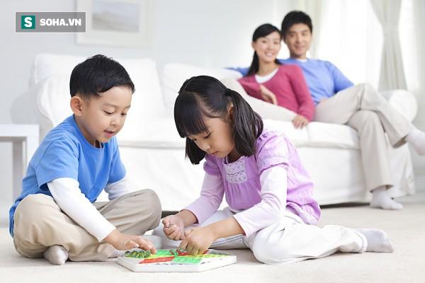 3 việc này nếu chưa làm cho con, người làm cha mẹ hãy thực hiện ngay trước khi quá muộn! - Ảnh 1.