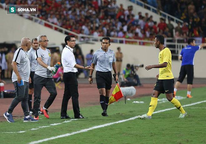 HLV Malaysia: Tôi không bất ngờ với HLV Park Hang-seo nhưng vẫn bị Việt Nam trừng phạt - Ảnh 1.