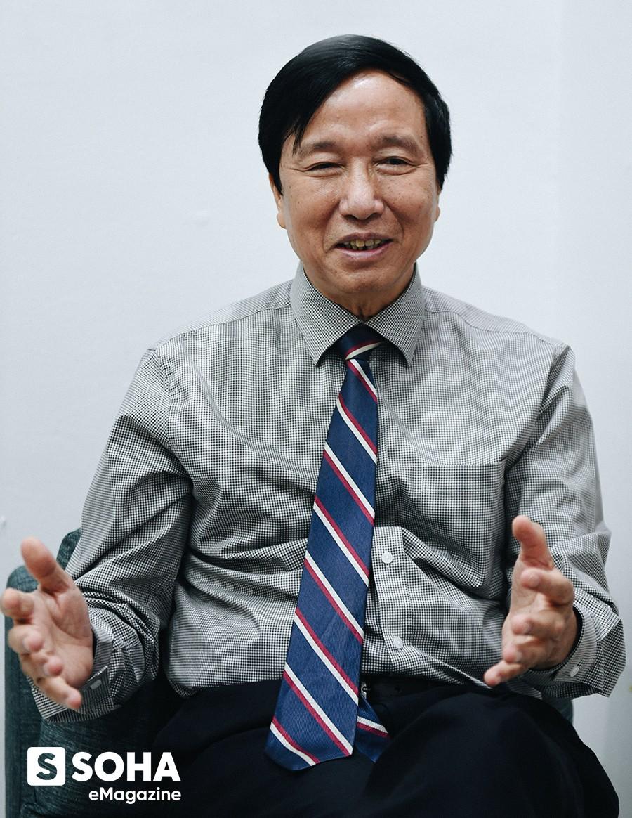 GS. TS Nguyễn Thanh Liêm: Chúng tôi đã làm được nhiều việc mà thế giới chưa làm được - Ảnh 8.