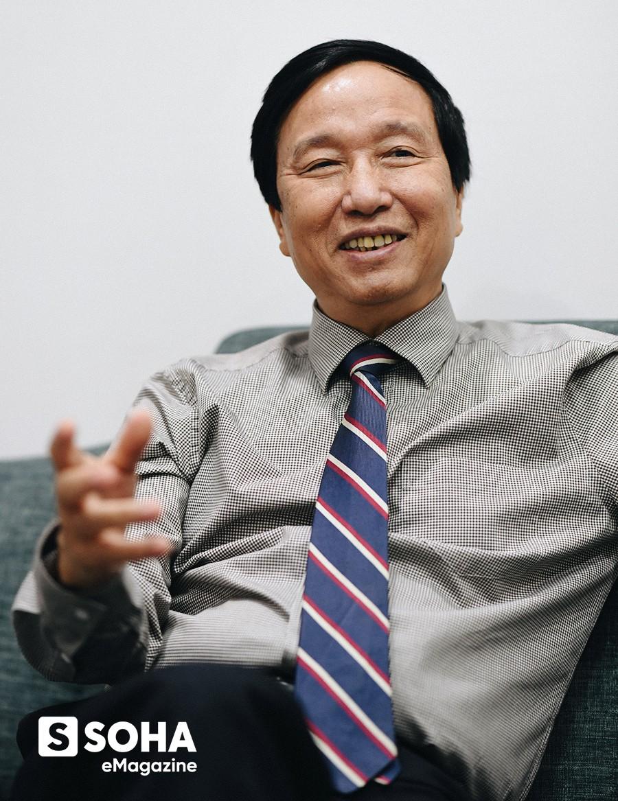 GS. TS Nguyễn Thanh Liêm: Chúng tôi đã làm được nhiều việc mà thế giới chưa làm được - Ảnh 16.