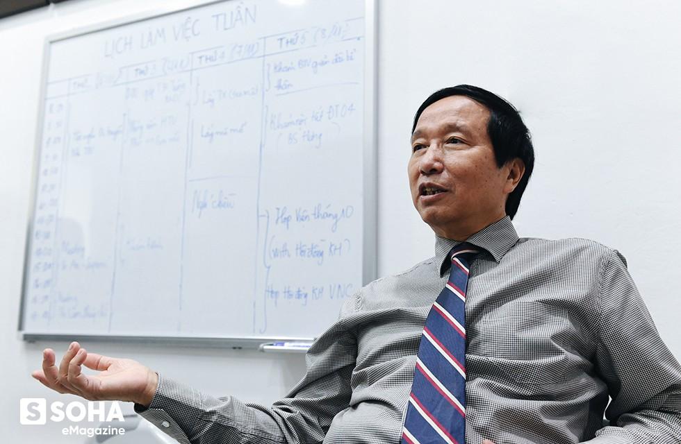 GS. TS Nguyễn Thanh Liêm: Chúng tôi đã làm được nhiều việc mà thế giới chưa làm được - Ảnh 12.