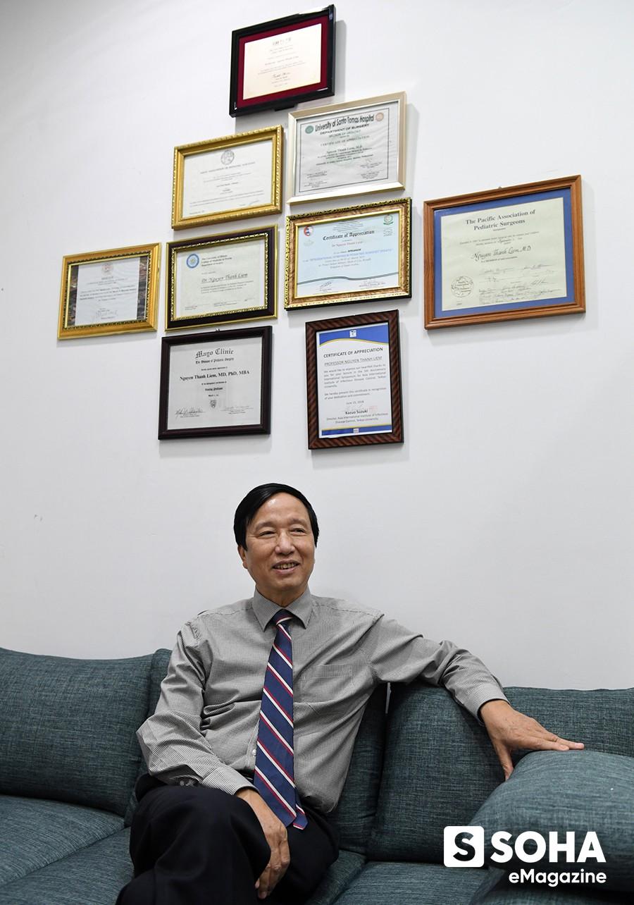 GS. TS Nguyễn Thanh Liêm: Chúng tôi đã làm được nhiều việc mà thế giới chưa làm được - Ảnh 14.