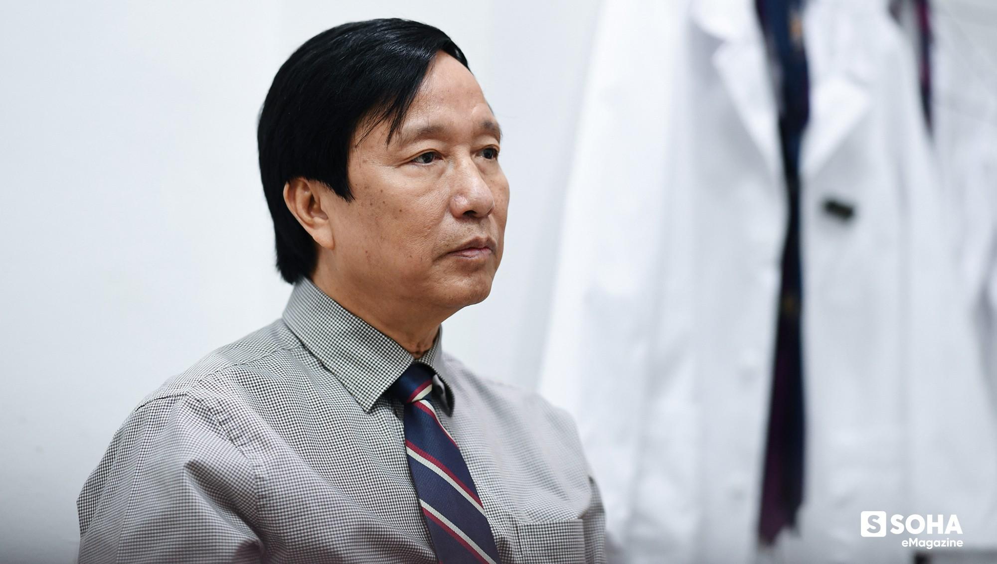 GS. TS Nguyễn Thanh Liêm: Chúng tôi đã làm được nhiều việc mà thế giới chưa làm được - Ảnh 19.