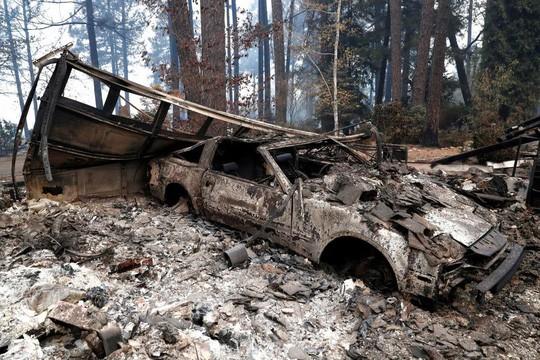 Cháy rừng California: Hơn 600 người mất tích, tăng gấp đôi chỉ sau 1 đêm - Ảnh 3.
