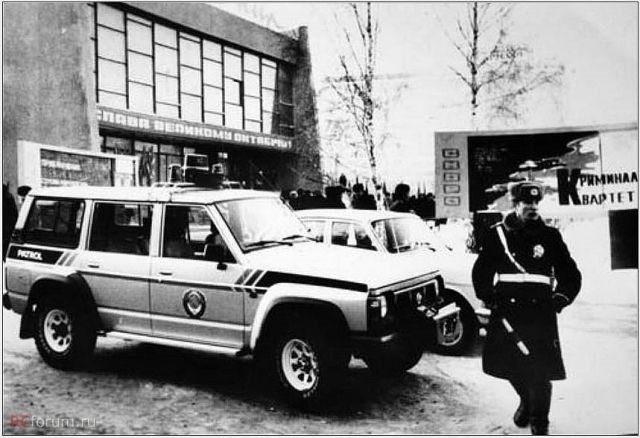Tại sao cảnh sát Liên Xô được cấp xe Porsche, Mercedes, BMW để làm nhiệm vụ? - Ảnh 8.