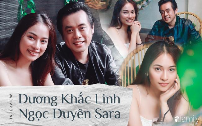 Dương Khắc Linh công khai yêu Ngọc Duyên: Chúng tôi cũng giống như Trấn Thành - Hari Won - ảnh 1