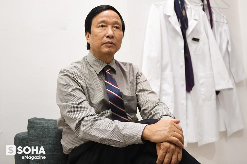 GS. TS Nguyễn Thanh Liêm: Chúng tôi đã làm được nhiều việc mà thế giới chưa làm được - Ảnh 2.