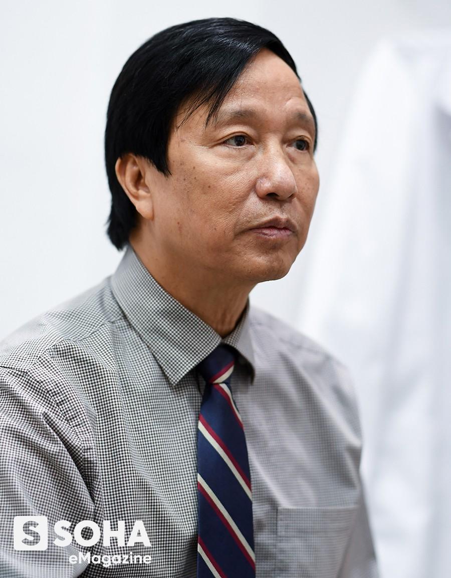 GS. TS Nguyễn Thanh Liêm: Chúng tôi đã làm được nhiều việc mà thế giới chưa làm được - Ảnh 4.