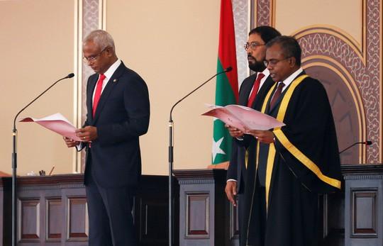 Tân tổng thống Maldives: Ngân sách nước nhà be bét vì nợ Trung Quốc - Ảnh 1.