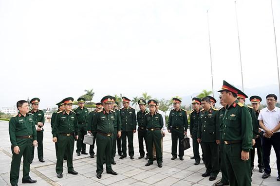 Sẵn sàng cho Giao lưu hữu nghị quốc phòng biên giới Việt-Trung lần thứ 5 - Ảnh 1.