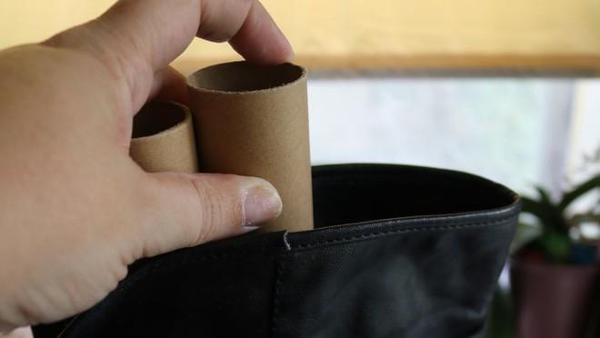 11 công dụng bất ngờ của lõi giấy vệ sinh - Ảnh 8.