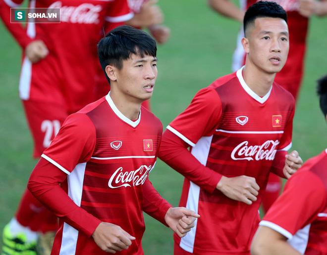 HLV Park Hang-seo lần đầu trao nhiệm vụ cho Vua phá lưới nội V.League 2018 - Ảnh 5.