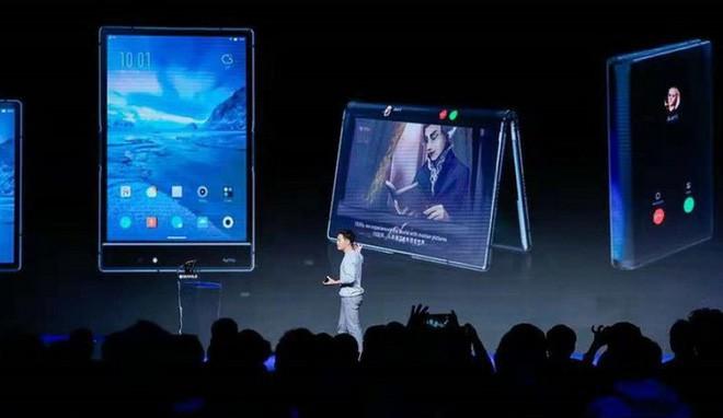 Trung Quốc ú òa ra smartphone bẻ cong đầu tiên trên thế giới: Tạt đầu trước cả Samsung, giá hơn 30 triệu đồng - Ảnh 3.