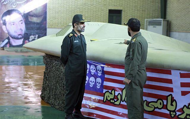 Tướng Iran đanh thép cảnh báo: Toàn bộ tàu sân bay Mỹ đã nằm trong tầm ngắm! - Ảnh 1.