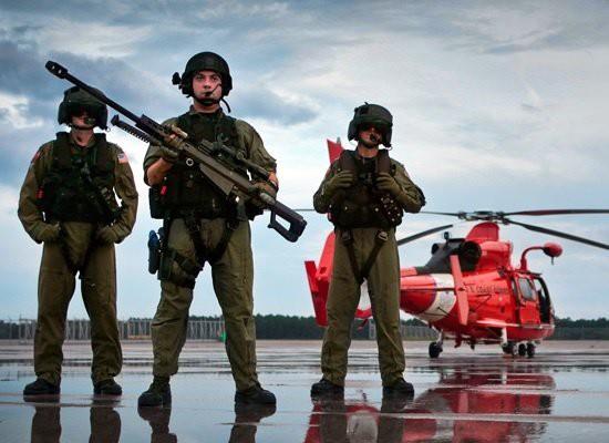 Vượt mặt cả Thủy quân lục chiến, xạ thủ bắn tỉa của Tuần duyên Mỹ đáng gờm như thế nào? - Ảnh 6.