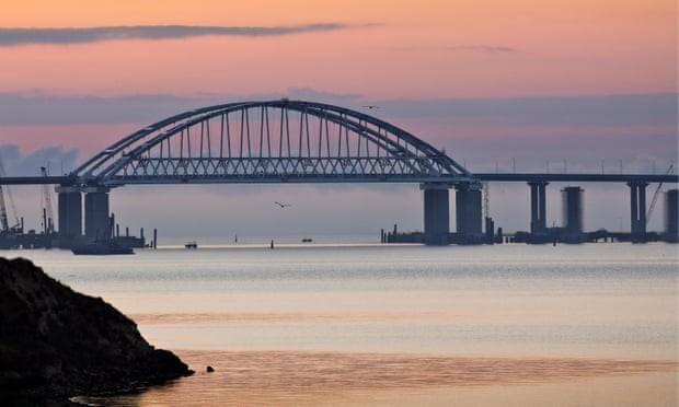Biển Azov - chiến trường mới của xung đột Nga-Ukraine - Ảnh 3.