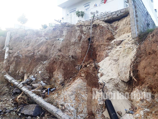 Cận cảnh những dự án treo cái chết trên đầu dân ở Nha Trang - Ảnh 12.