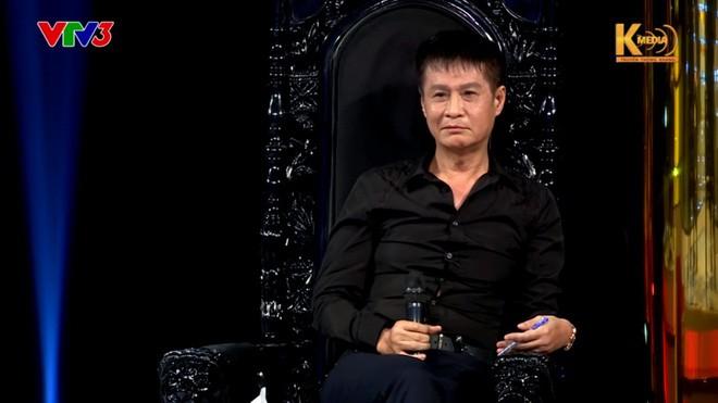 Thái độ của Vân Hugo ra sao khi Lê Hoàng nói chúc mừng đã ly dị chồng trên truyền hình? - Ảnh 1.
