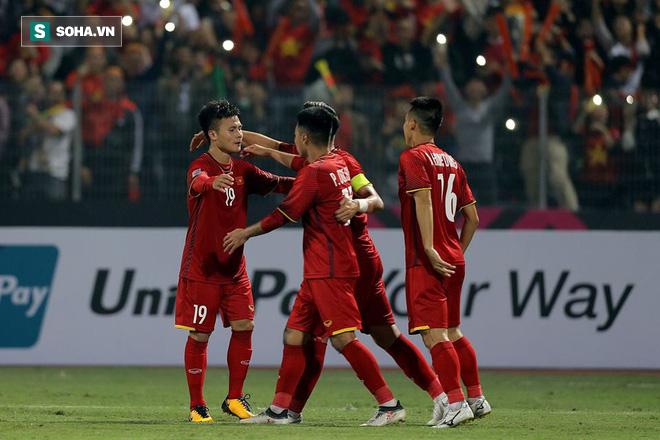 Vũ khí đáng sợ nhất của Việt Nam trên đường đoạt chức vô địch AFF Cup 2018 - Ảnh 1.