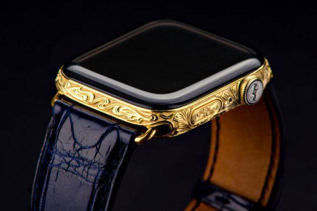 Mãn nhãn với chiếc Apple Watch Series 4 phiên bản mạ vàng trị giá hơn 50 triệu đồng - Ảnh 5.