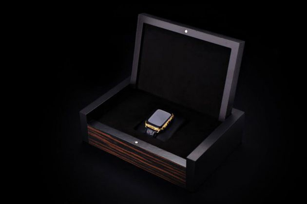 Mãn nhãn với chiếc Apple Watch Series 4 phiên bản mạ vàng trị giá hơn 50 triệu đồng - Ảnh 6.