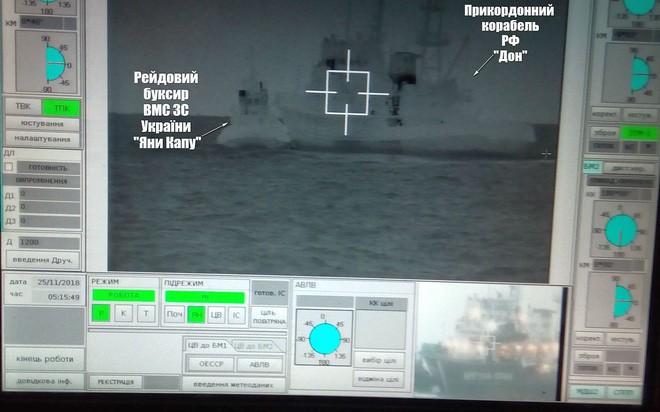 Tàu Nga đâm húc, nã đạn vào tàu Ukraine: 24h tới sẽ là thời khắc cân não cho 1 cuộc chiến - Ảnh 1.
