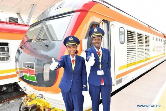 Kenya: Điều tra gian lận tại tuyến đường sắt do Trung Quốc xây dựng - Ảnh 1.