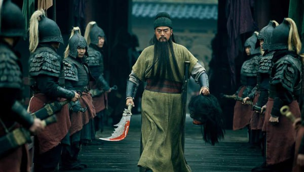 6 võ tướng khỏe nhất trong Tam Quốc diễn nghĩa: Quan Vũ, Lữ Bố vẫn xếp sau nhân vật này - Ảnh 4.