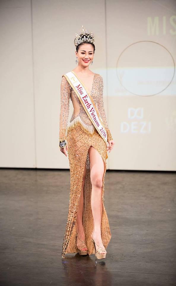 Nhan sắc nóng bỏng của mỹ nhân vừa đăng quang Hoa hậu Trái đất, đem vinh quang về cho Việt Nam - Ảnh 9.