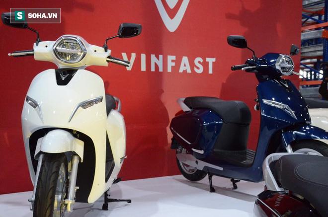 Lễ khánh thành và ra mắt xe điện đầu tiên của VinFast - Ảnh 5.