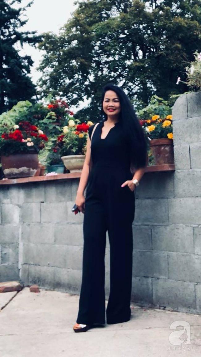 Để chiều lòng vợ, chồng Mỹ thiết kế khu vườn trồng đủ các loại hoa và rau quả Việt để vợ đỡ nhớ quê hương - Ảnh 1.