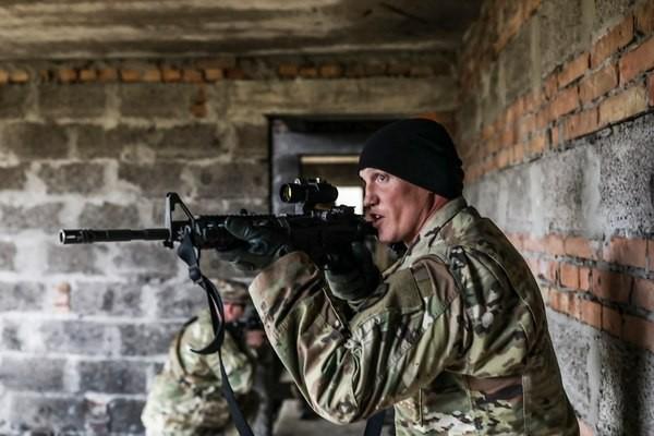 Quân đội Mỹ có gì để động thủ ở Biển Đen khi cần? - ảnh 1