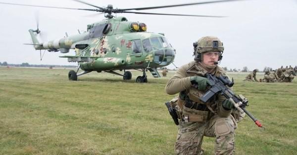 Quân đội Mỹ có gì để động thủ ở Biển Đen khi cần? - ảnh 2