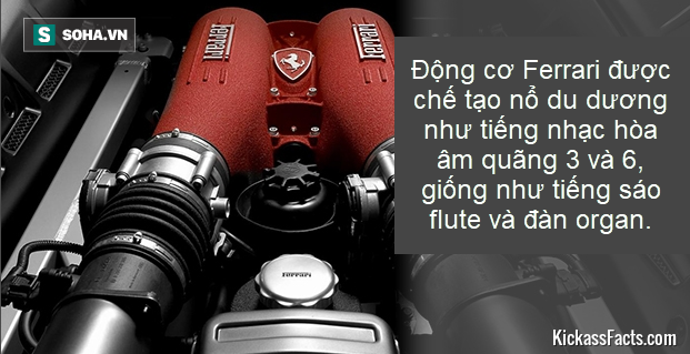 Sự thật thú vị: Động cơ xe Ferrari được chế tạo sao cho sẽ nổ như một đoạn hòa nhạc - Ảnh 2.