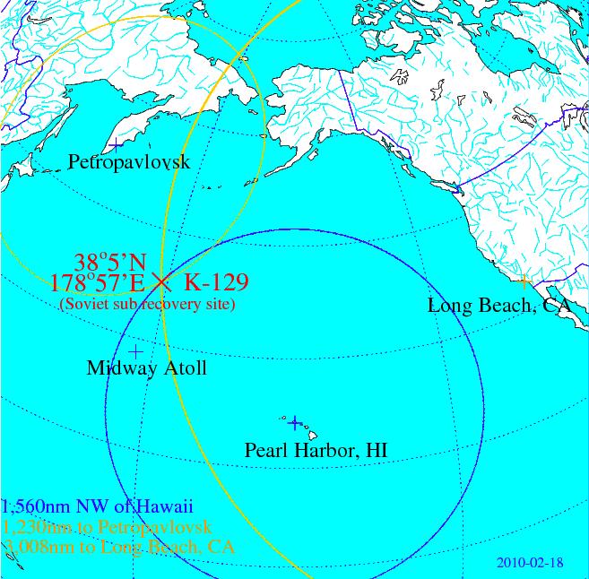 Ly kỳ hành trình CIA Mỹ đánh cắp tàu ngầm Liên Xô chìm dưới đáy biển  - Ảnh 3.