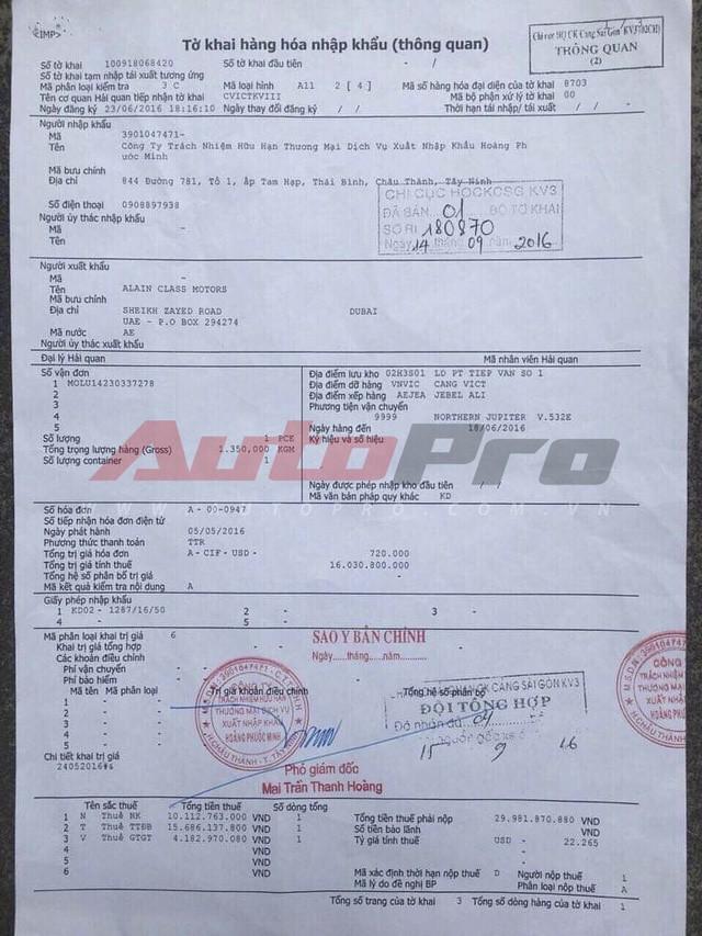 Lộ giá thật siêu xe Pagani Huayra của Minh nhựa: Khác xa con số 78 tỷ đồng - Ảnh 2.