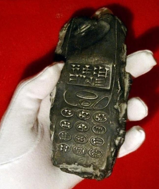 Giải đáp bí ẩn đốm sáng khi chụp ảnh đĩa bay và chiếc điện thoại Babylonokia đến từ ngoài Trái Đất - Ảnh 5.