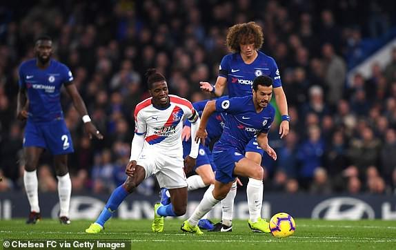 Chèn ép đến ngột thở Crystal Palace, Chelsea quyết không buông Man City - Ảnh 5.