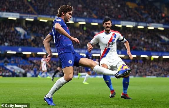 Chèn ép đến ngột thở Crystal Palace, Chelsea quyết không buông Man City - Ảnh 6.