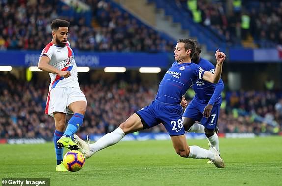 Chèn ép đến ngột thở Crystal Palace, Chelsea quyết không buông Man City - Ảnh 7.