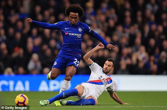 Chèn ép đến ngột thở Crystal Palace, Chelsea quyết không buông Man City - Ảnh 8.