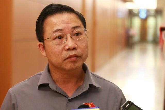 Đại biểu Lưu Bình Nhưỡng giải thích lại thông tin làm lực lượng công an dậy sóng - Ảnh 1.