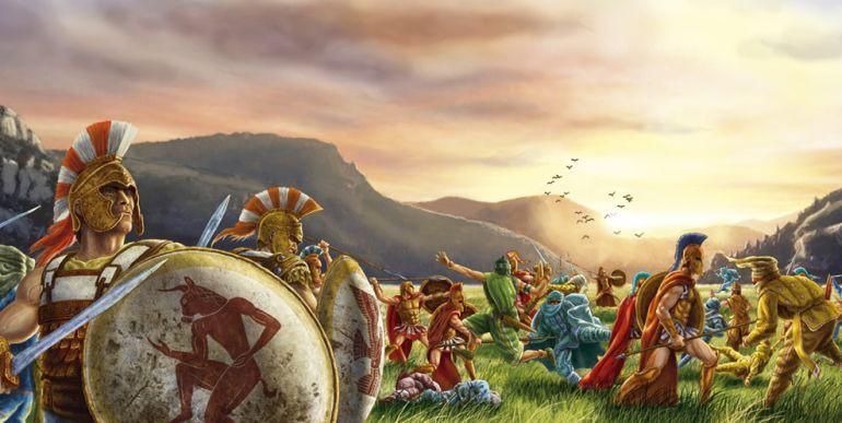 Có thật chỉ với 300 chiến binh, người Sparta có thể cầm chân được 300.000