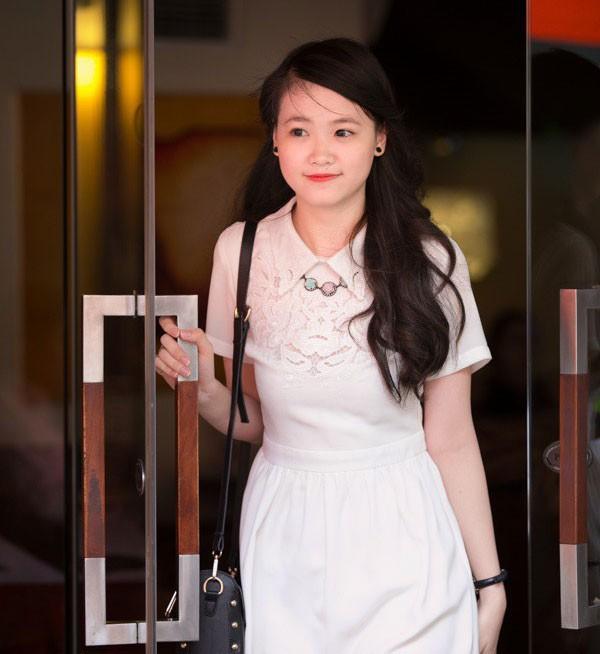 Nhan sắc khác biệt của Hoa hậu Trái đất Phương Khánh chỉ sau chưa đầy nửa năm - Ảnh 2.