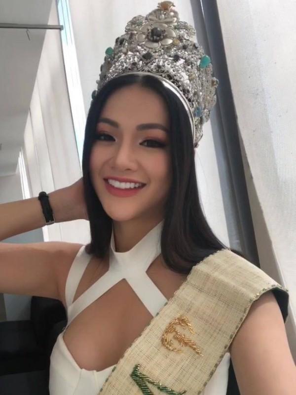 Nhan sắc khác biệt của Hoa hậu Trái đất Phương Khánh chỉ sau chưa đầy nửa năm - Ảnh 11.